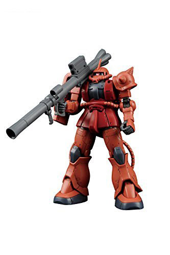 MS-06S Zaku II Red