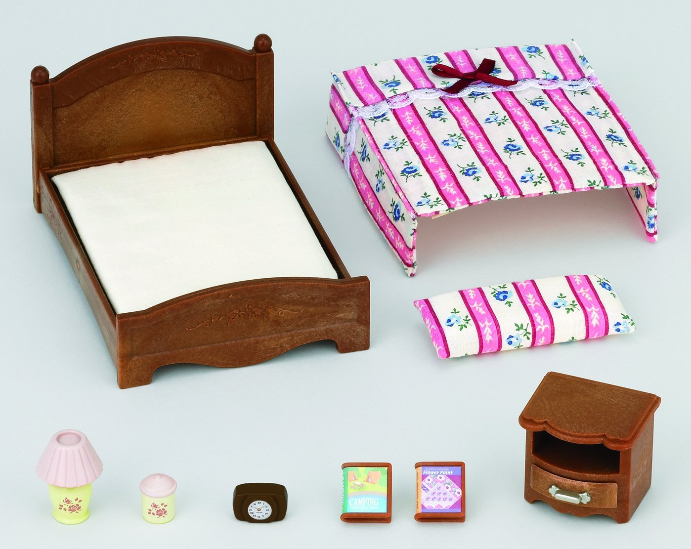 Semi-Double Bed